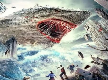 《陆行鲨》电影解说文案