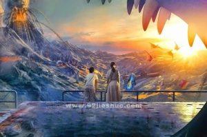 《恐龙岛》电影解说文案