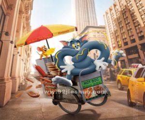 《猫和老鼠》动漫电影解说文案