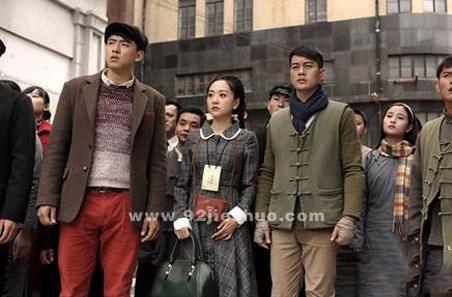 《新猛龙过江》电视剧解说文案